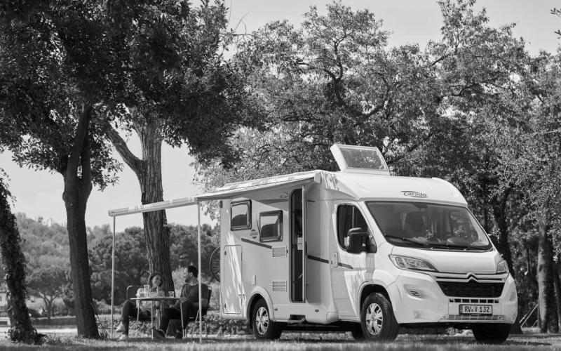 camper professioneel beveiligen